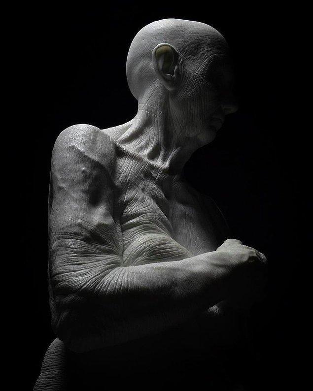 Günümüzde tıpkı Michelangelo gibi büyük bir heykeltıraş olmanın hayalleriyle büyümüş.