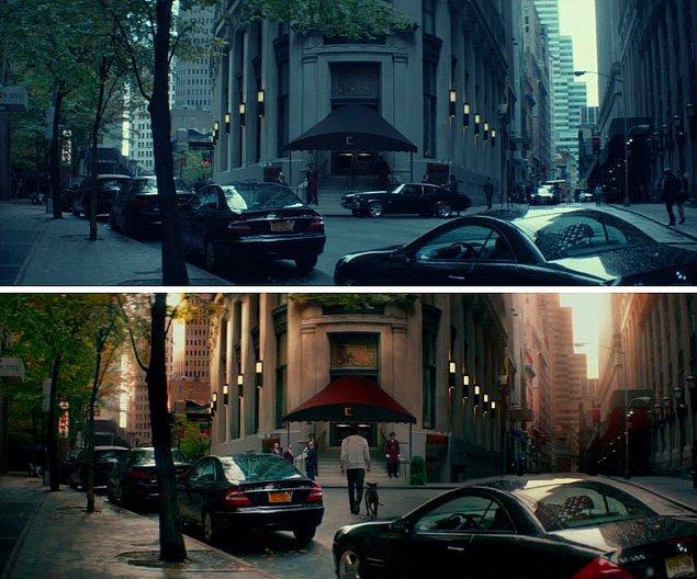 17. John Wick ve John Wick 2 filmleri iki yıl arayla çıksa da senaryoya göre aralarında sadece 4 gün var. Continental Otel'in önüne birebir aynı araçların getirilmiş olması da işte bu yüzden.