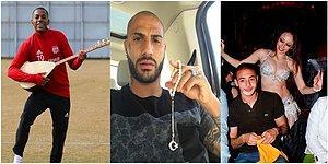 Türkiye'ye Geldikten Sonra Kültürümüzle Pek İçli Dışlı Olup Adeta Bizden Birisi Haline Gelmiş 17 Futbolcu