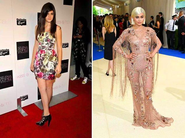 5. Evrimin altına imzasını atanlardan: Kylie Jenner!