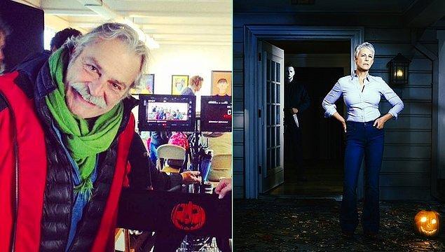 2. Haluk Bilginer John Carpenter imzalı kült korku filmi Halloween'in devam filminin kadrosuna dahil oldu!