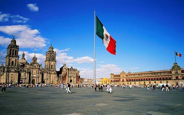 En iyi performansı Meksika gösterdi.