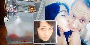 Vahşi Cinayet: Rus Öğrenci Erkek Arkadaşını Seks Oyunu Sırasında Öldürerek, Parçalara Ayırdı!