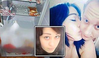 Vahşi Cinayet: Rus Öğrenci, Erkek Arkadaşını Seks Oyunu Sırasında Parçalara Ayırarak Öldürdü!