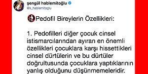 Prof. Dr. Şengül Hablemitoğlu Anlatıyor: Pedofil Bireyler Çocuklara Yaptıklarının Yanlış Olduğunu Düşünmüyor!