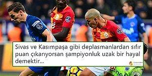 Paşa Lideri Tahtından İndirdi! Kasımpaşa - Galatasaray Maçının Ardından Yaşananlar ve Tepkiler