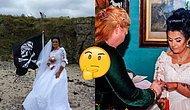 Ruhlar Dünyasıyla Aramızda Sınır Kalmadı: 300 Yaşındaki Korsanın Ruhuyla Evlenen Kadın!