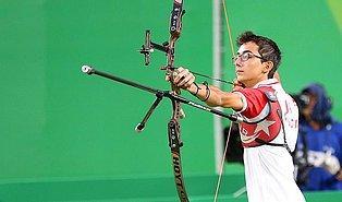 🏹🎯 Milli Sporcumuz Mete Gazoz Dünya İkincisi Oldu!