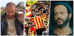 Çukur'un Aliço'su, Göztepe'nin Amigosu! Her Rolün Altından Başarıyla Kalkan Bir Efsane: Rıza Kocaoğlu