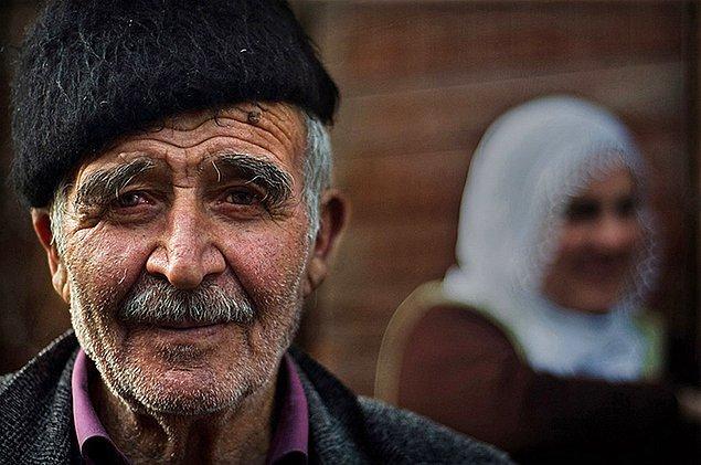 93 yaşında İzmir'de!