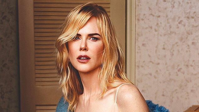 14. Nicole Kidman - Masaj Terapistliği
