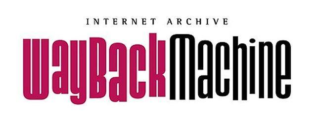 14. Wayback Machine