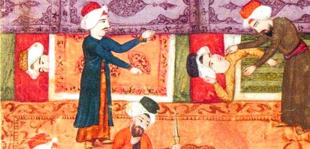 Cevaplayalım. Deyim taaa Osmanlı İmpataratorluğu'na kadar dayanıyor.