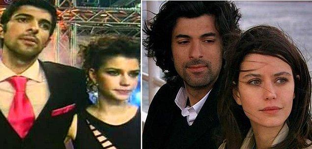 2. Beren Saat ve Engin Akyürek   2004/Türkiye'nin Yıldızları - 2010/Fatmagül'ün Suçu Ne