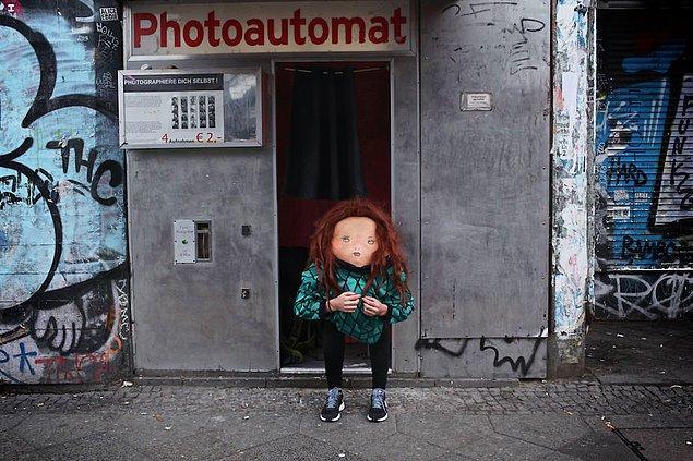 Berlin; Photoautomat