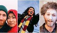 Film Gibi Aşk! Nişan Fotoğrafları İçin Aylardır Kılıktan Kılığa Giren 'Nerd' Çift