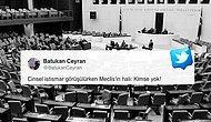 Meclis'ten Utandıran Fotoğraf: Çocuk İstismarı Araştırma Komisyonu Raporu Genel Kurul'da, Peki Vekiller Nerede?