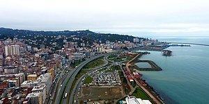 70 Bin Kişi Yaşıyor: Dolgu Alana Kurulu Olan Rize Şehir Merkezi Taşınacak