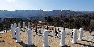 Kış Olimpiyat Oyunlarına Ev Sahipliği Yapan Güney Kore'de Ziyaretçilerin Akın Ettiği Bir Yer: Penis Parkı