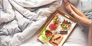 Kendine Güzel Bir Kahvaltı Hazırla, Bu Gecenin Nasıl Geçeceğini Söyleyelim!