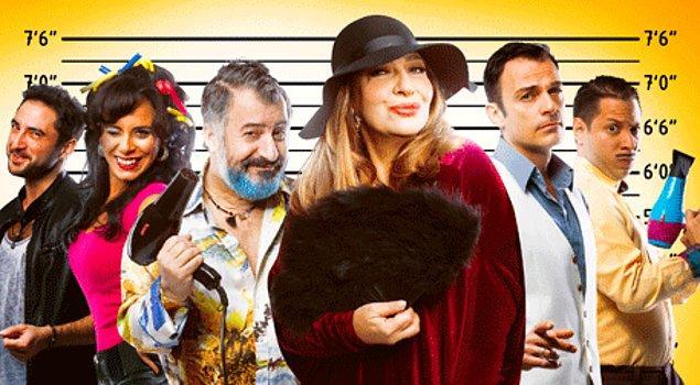 """4) Sevgili İzmirliler Guiness Rekorlar Kitabı'na geçmiş bir tiyatro oyunu izlemeye hazır mısınız? """"Şen Makas"""" 23 Şubat'ta Bostanlı Suat Taşer Tiyatrosu'nda..."""
