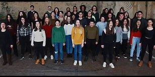 Magma ve Boğaziçi Gençlik Korosu'ndan Çocuk İstismarına Karşı Ortak Çalışma: SUSMA!