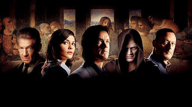 9. Da Vinci Şifresi / The Da Vinci Code (2006)