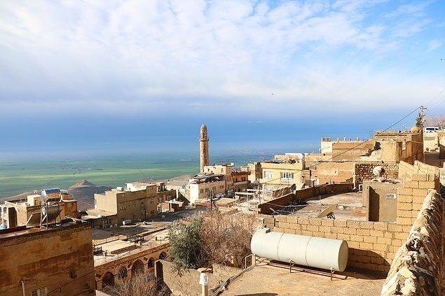 Kuzey Mezopotamya'nın başkenti Mardin