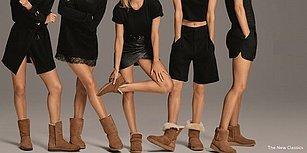 Ayaklarım Hem Sıcak Hem Rahat Olsun Diyenler İçin Aradıkları Şey Alışveriş Festivali'nde!