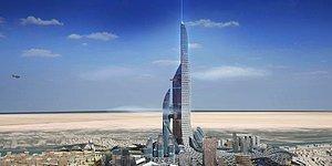 Burj Khalifa'nin Tahtı Devriliyor! Suudi Arabistan Dünyanın En Uzun Gökdelenini İnşa Edecek