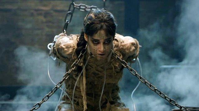 2. The Mummy