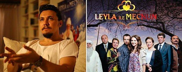 4. Leyla ile Mecnun dizisi senaristi; Burak Aksak