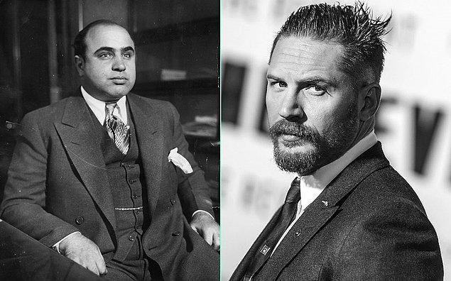 3. Tom Hardy'nin gangster Al Capone'u canlandıracağı filmin çekimleri nisanda başlayacak.