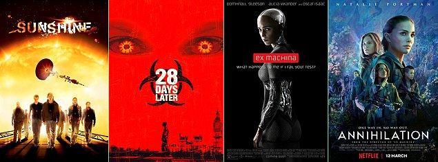 12. Danny Boyle'ın yönettiği Sunshine ve 28 Days Later filmlerini yazan, Ex Machina'yı yöneten Alex Garland, bir bilim kurgu daha patlatıyor!