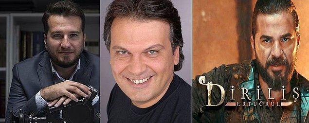 8. Diriliş Ertuğrul dizisi senaristleri; Mehmet Bozdağ ve Atilla Engin