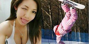Porno Yıldızı Olmak İçin Bir Zamanlar Kariyerini Terk Eden Japon Kayakçının Dönüşü Muhteşem Oldu!