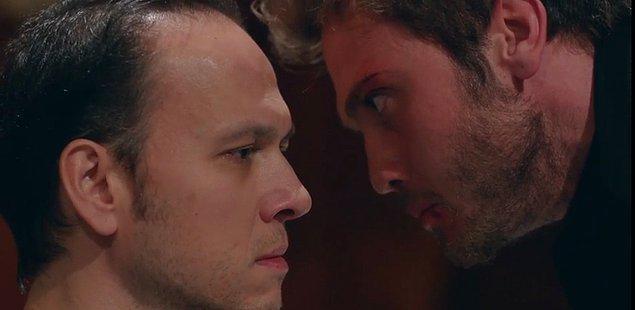"""13. """"Bir de ben bakayım şunun gözlerine, hayırlı mı bakıyor uğursuz mu bakıyor anlarız…"""""""