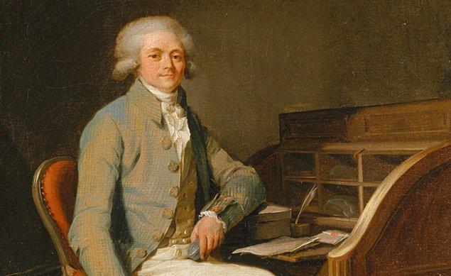 Robespierre'in kendisi de kısa süre sonra giyotine kurban gitmiştir.