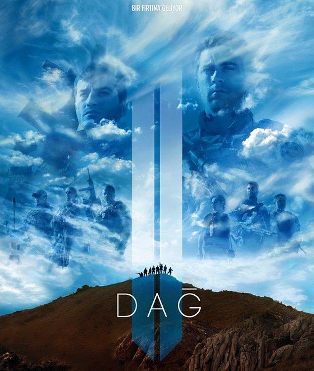 Büyük ses getiren Dağ II filminin yazarı ve yönetmeni Alper Çağlar'ın yeni projesi Börü dizisi 28 Şubat'ta yayınlanmaya başlayacak.