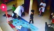 Şiddet Her Yerde Kol Geziyor: Kreşte Çocukları Dans Ederek Döven 2 'Öğretmen' Tutuklandı