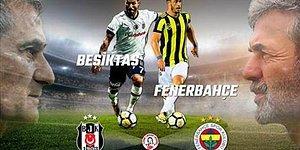 Derbi Heyecanı Yaşanıyor! İşte Beşiktaş - Fenerbahçe Maçı Öncesi Yapılan Paylaşımlar