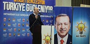 Helallik İsteyen Süleyman Soylu'dan Veda Gibi Konuşma: 'Bugün İçişleri Bakanıyız, Yarın Belki Değiliz'