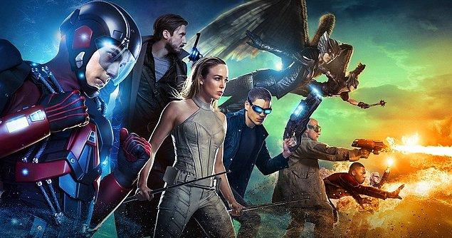 6. DC's Legends of Tomorrow