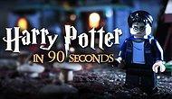 HISHE'den 90 Saniyede LEGO'larla Harry Potter
