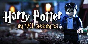 HISHE'den 90 Saniyede LEGO'larla Harry Potter