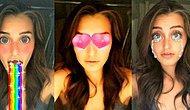 Uzmanlara Göre Snapchat Filtreleri Beden Algı Bozukluğuna ve Estetik Talebine Yol Açıyor!