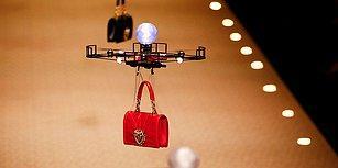 Dolce & Gabbana, Milano Moda Haftasında Manken Yerine Drone Kullandı