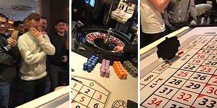 Poker Turnuvasından Kazandığı 42 Bin Poundu Rulet Oyununda Siyah Renge Basan Adam