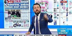 'Sivil Öldürecek Olsak Cihangir'den Başlarız' Diyen Akit TV Sunucusu Hakkında 4.5 Yıla Kadar Hapis İstemi