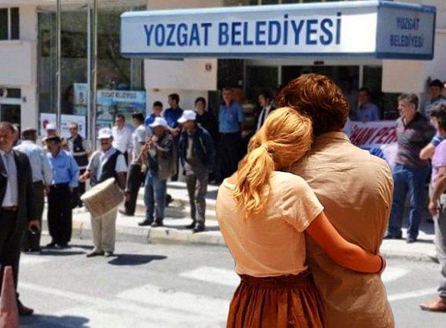 15. Aşk Yozgat'ta yaşanıyor güzelim.